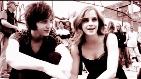 emma watson and george craig emma watson george craig kissing u youtube