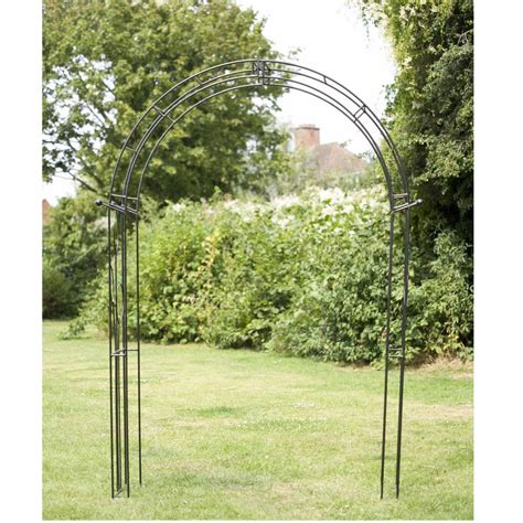 Garden Arches Leicestershire Traditional Garden Flower Arch By The Orchard