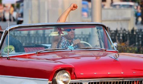 fast and furious 8 shooting in india vintage cars used for fast and furious 8 shoot in cuba
