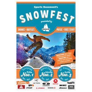 2013 sports basement snowfest snowpals