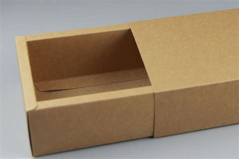 Boxes Out Of Paper - aliexpress buy inner size16 9 5cm kraft paper drawer