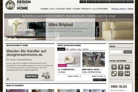 Design Meets Home by Design Meets Home Alle Nachrichten Und Informationen
