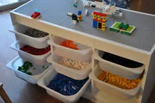 Target Plastic Storage Containers - that crafty juls our new lego table