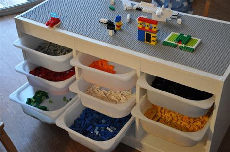 lego storage drawers nz that crafty juls our new lego table