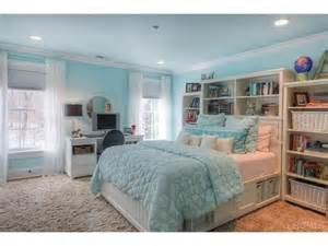 Big Bedrooms For Girls This Tiffany Blue Bedroom Is So Beautiful With Its Large