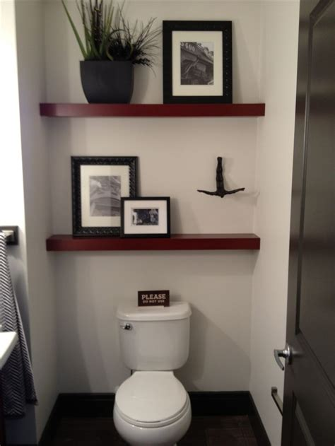 Decorating Ideas For Bathrooms Bathroom Decorating Ideas Great For A Small Bathroom Bathroom Ideas Pinterest Shelves