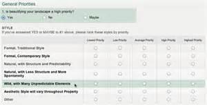 Landscape Architecture Questionnaire 6 06 Garden Lab Deck Designs Glass Railing