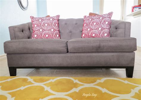 how to wash sofa pillows 7 easy tips to clean a sofa or angela says