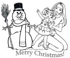 Christmas coloring pages to print out free coloring pages