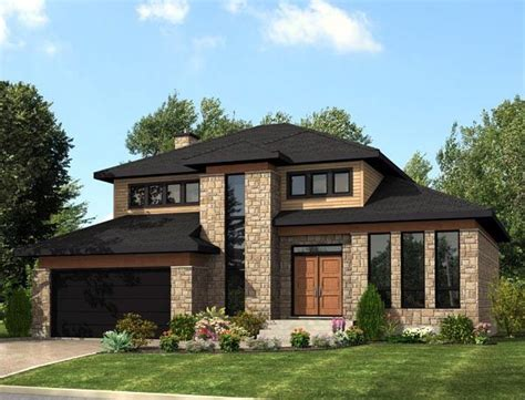 modern contemporary house plans 3 beautiful modern home contemporary modern house plan 50323