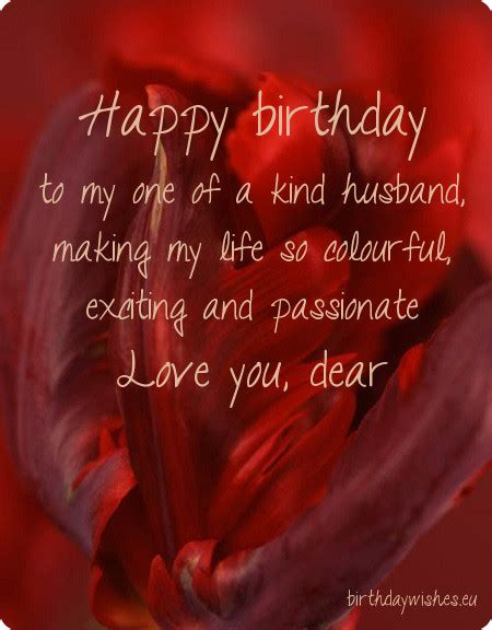 special message to my husband birthday image with message for husband birthday cards for husband happy