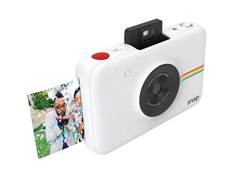 Kamera Instan Polaroid Second polaroid snap digital instant with integrated