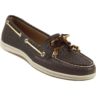 sperry firefish boat shoe sperry firefish emboss womens boat shoes rogan s shoes
