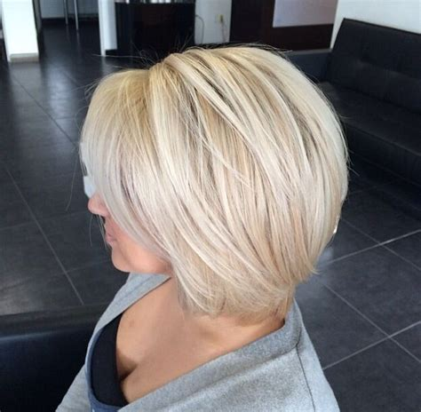 Platinum Blonde Bob Images | platinum blonde bob hair pinterest