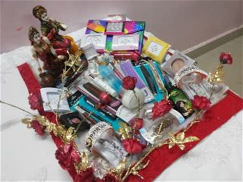 Packing Decoration Marriage by Krishna Cosmetics And Wraps On