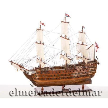 barco pirata ingles maqueta de barco del nav 237 o ingles hsm victory