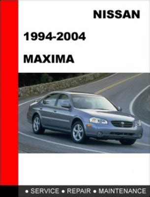 best auto repair manual 1994 nissan maxima instrument cluster september 2013