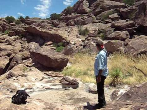 hueco tanks a sacred site  kiowa siege cave of 1839 youtube