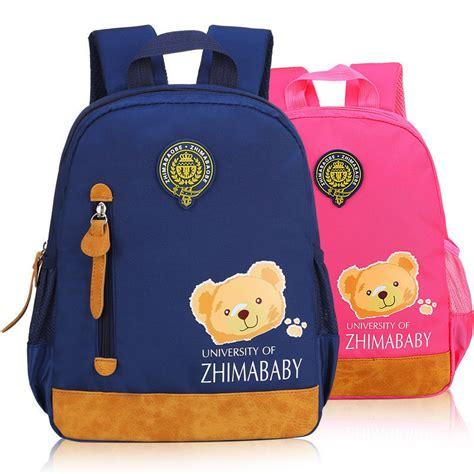 bags kindergarten 2018 sale fashion children school bags