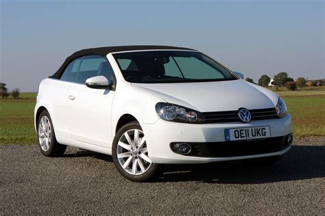 Volkswagen Cabrio Review by Volkswagen Golf Cabriolet Review 2011 2016 Parkers