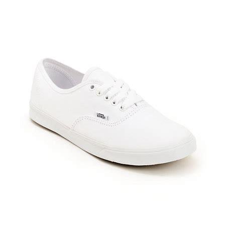 Vans Authentice Pull White Icc my
