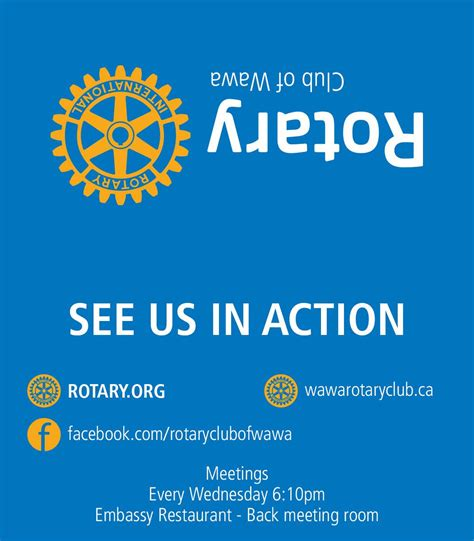 rotary club business card template district 6290 november 2015 newsletter nov 07 2015