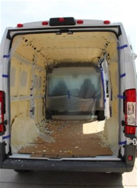 cm 1185931 house interior construction kit our promaster cer van conversion installing