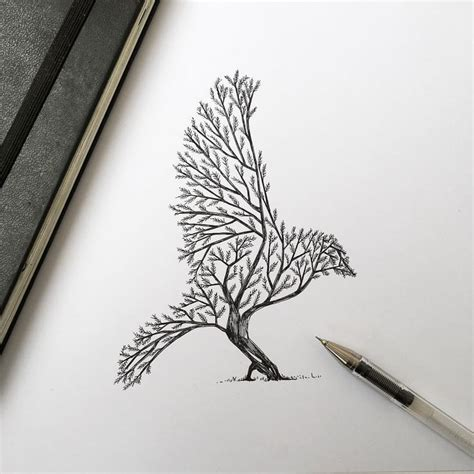 bird and tree tattoo 25 best ideas about tree bird on bird