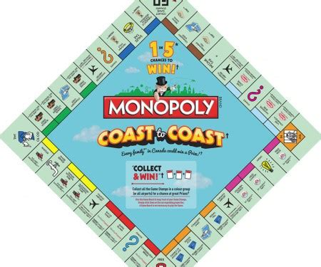 Mcdonalds Monopoly Instant Win Prizes Canada - mcdonald s monopoly coast to coast oct 13 nov 16 canada deals blog