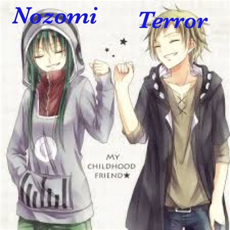 Best Friends Anime Amino Anime Friends Boy And