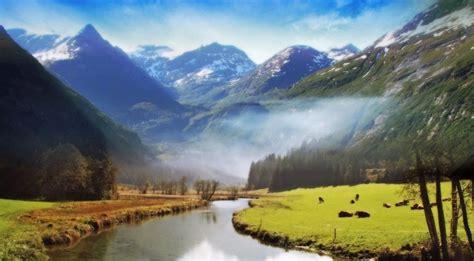Imagenes De Paisajes Naturales Lindos | im 225 genes arte pinturas lindos paisajes naturales