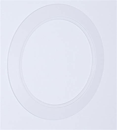 Trim Ring For Ceiling Light Fixture 5 Pack White Light Trim Ring Recessed Can 6 Quot Inch Size Oversized Lighting Fixture Ls