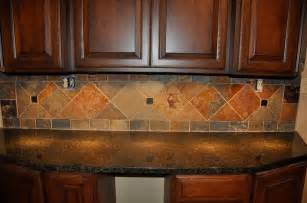 kitchen backsplash ideas for granite countertops granite countertops and tile backsplash ideas eclectic