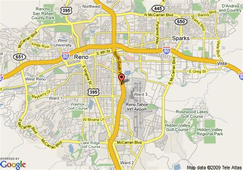 reno map reno real estate and market trends