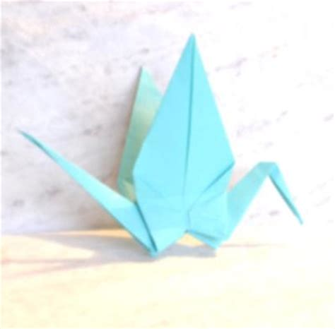 Moving Origami Crane - origami cranes and the termination of psychotherapy