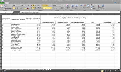 Mapping The Census Gis Blog Census Template Excel
