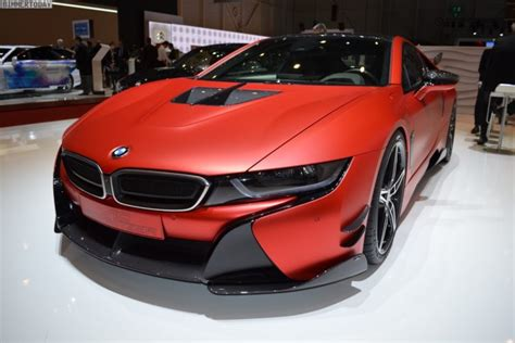 bmw of bmw i8 tuning