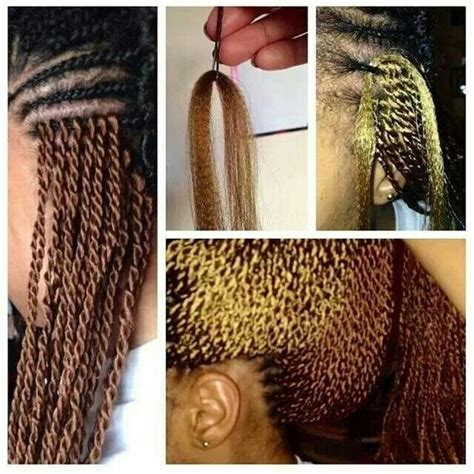 senegalese twists fishtail braid protective styles micro how i crocheted micro senegalese twists into my hair