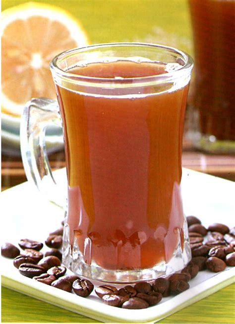 Blender Kopi resep kopi jeruk