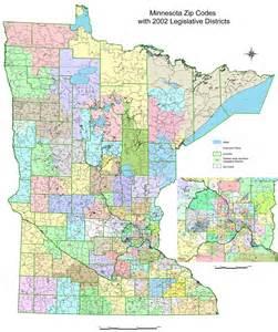 county map of minnesota