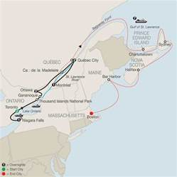 eastern canada escorted tours globus 174