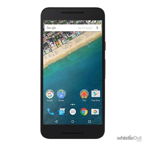 nexus 5x 32gb compare tariffs deals prices whistleout