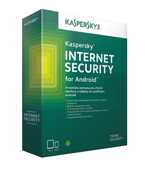 kaspersky security for android kaspersky security for android cz 3 zař 237 zen 237 mobil nebo tablet 1 rok nov 225 licence