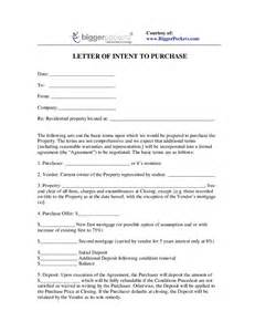 letter of intent to purchase business template free letter of intent to purchase property template docoments