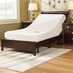 Power Bed Frame Power Adjustable Bed Frame Wayfair