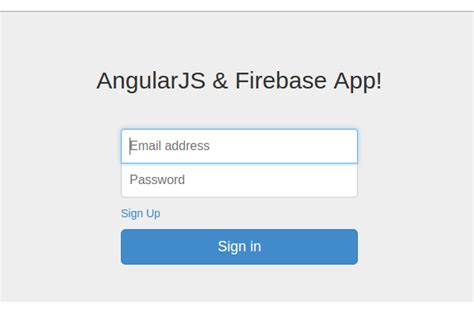 firebase tutorial angular creating a web app from scratch using angularjs and firebase