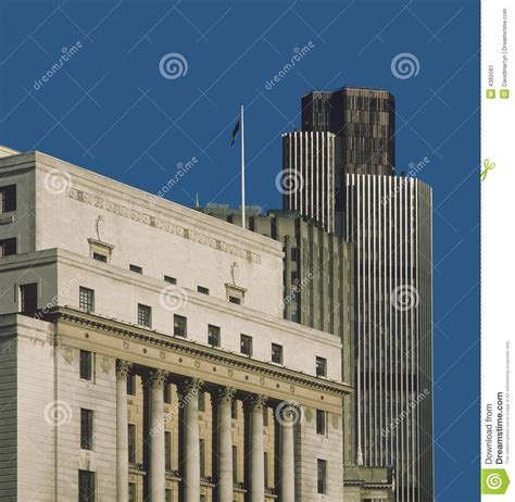 city plus bank bank city of stock image image 4365081