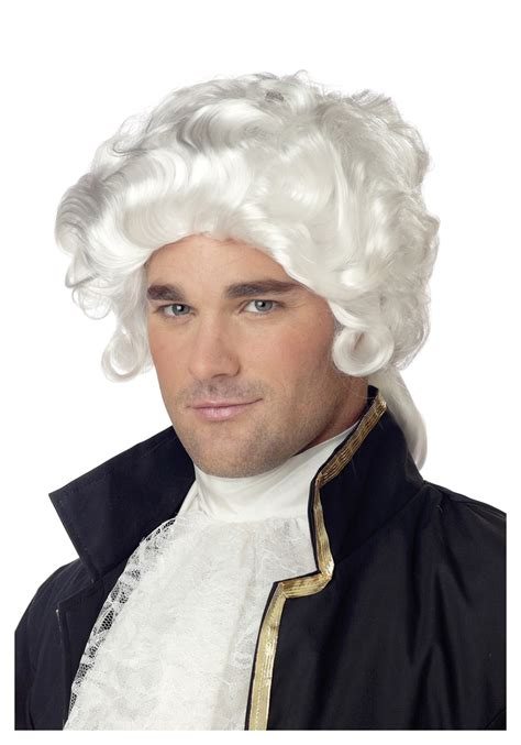 Home Interior Parties Products mens colonial wig