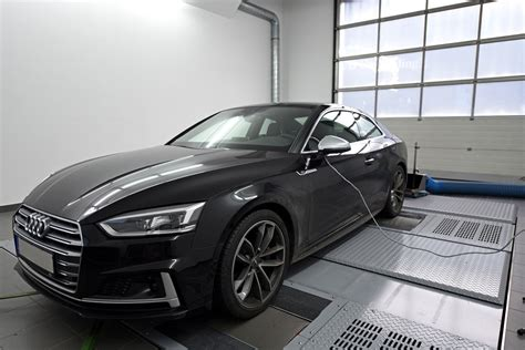 Audi S5 Chiptuning by Speed Buster Turns Up The New Audi S5 To 420 Hp