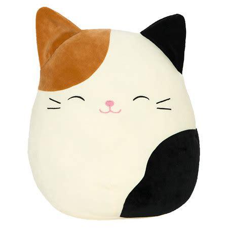 squishmallow plush cat | walgreens
